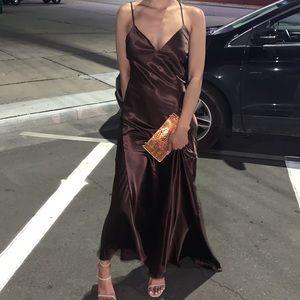 Flowy Evening Dress